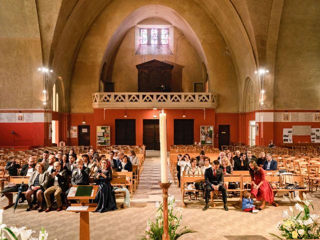 Le mariage de Nuno et Sandra à Coubron, Seine-Saint-Denis 46