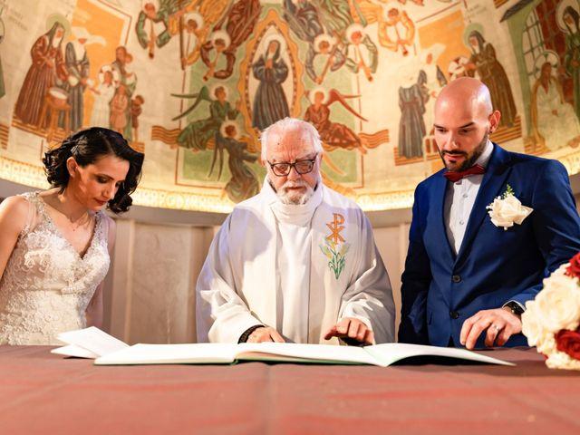 Le mariage de Nuno et Sandra à Coubron, Seine-Saint-Denis 47