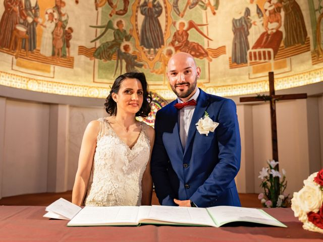 Le mariage de Nuno et Sandra à Coubron, Seine-Saint-Denis 48