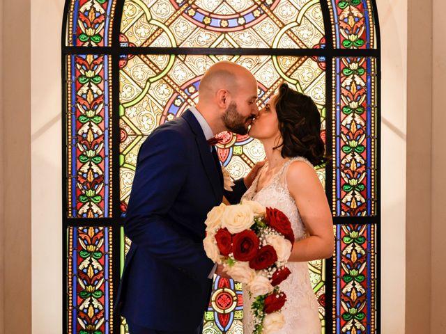 Le mariage de Nuno et Sandra à Coubron, Seine-Saint-Denis 49