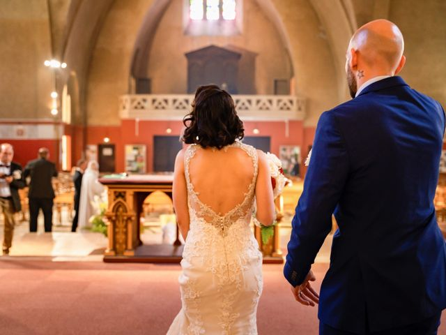 Le mariage de Nuno et Sandra à Coubron, Seine-Saint-Denis 50