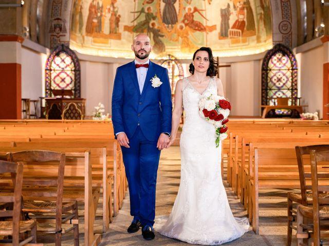Le mariage de Nuno et Sandra à Coubron, Seine-Saint-Denis 51