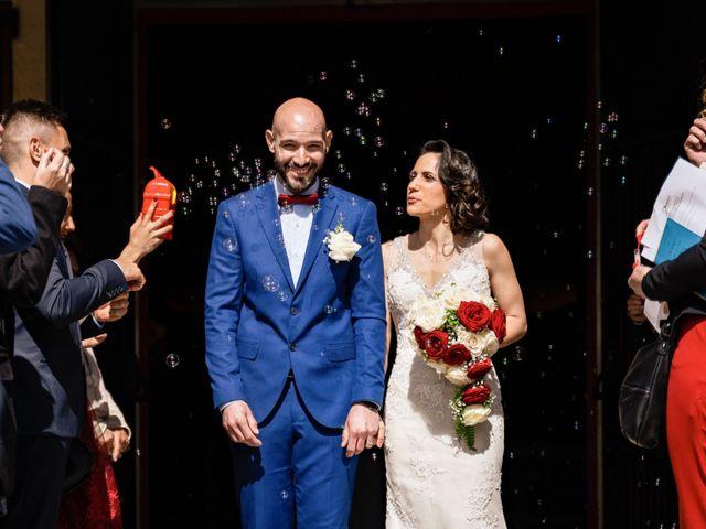 Le mariage de Nuno et Sandra à Coubron, Seine-Saint-Denis 53