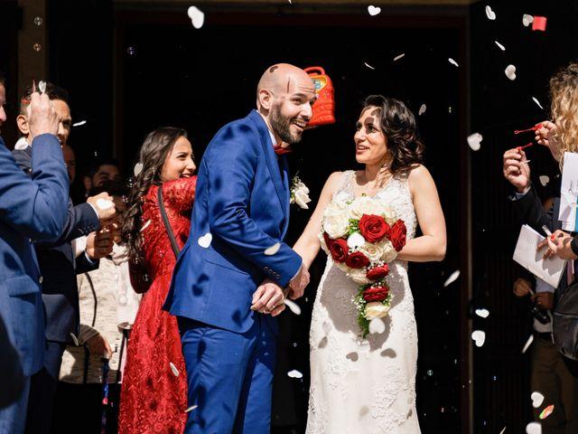Le mariage de Nuno et Sandra à Coubron, Seine-Saint-Denis 54