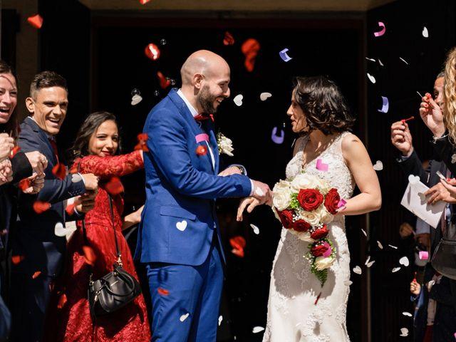 Le mariage de Nuno et Sandra à Coubron, Seine-Saint-Denis 55