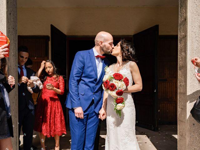 Le mariage de Nuno et Sandra à Coubron, Seine-Saint-Denis 56