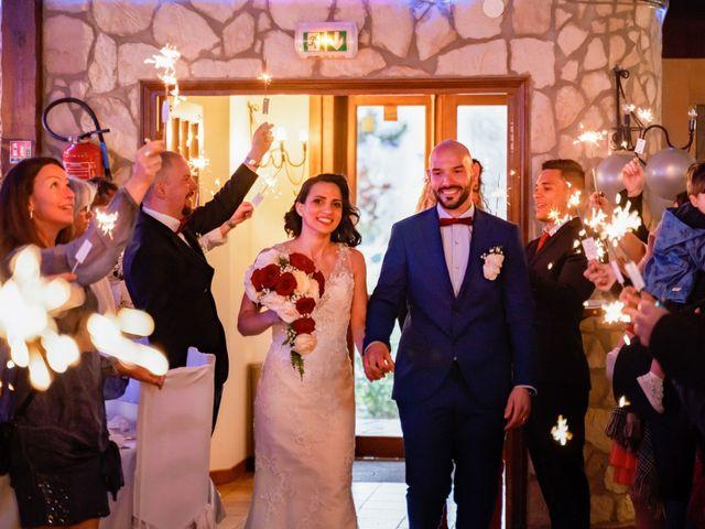 Le mariage de Nuno et Sandra à Coubron, Seine-Saint-Denis 58