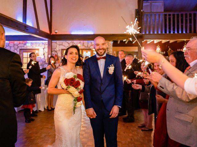 Le mariage de Nuno et Sandra à Coubron, Seine-Saint-Denis 60