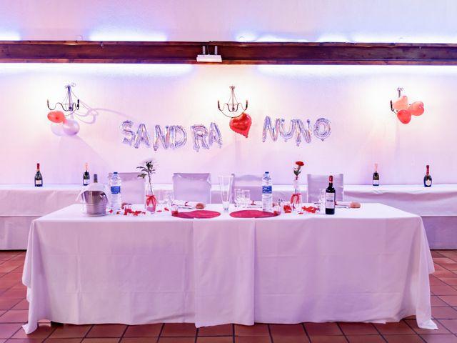 Le mariage de Nuno et Sandra à Coubron, Seine-Saint-Denis 61