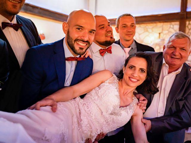 Le mariage de Nuno et Sandra à Coubron, Seine-Saint-Denis 72