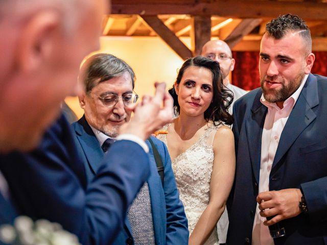 Le mariage de Nuno et Sandra à Coubron, Seine-Saint-Denis 77