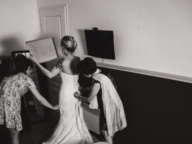 Le mariage de Cédric et Carine à Couchey, Côte d'Or 93