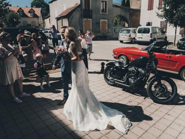 Le mariage de Cédric et Carine à Couchey, Côte d'Or 169