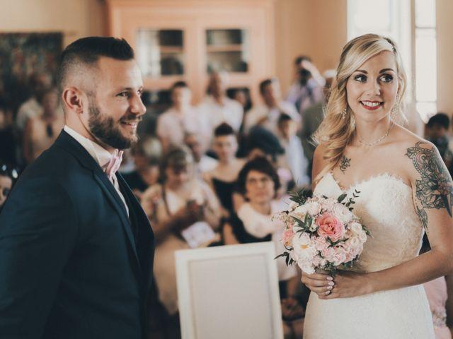 Le mariage de Cédric et Carine à Couchey, Côte d'Or 197