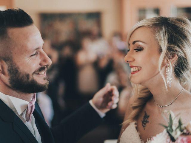 Le mariage de Carine et Cédric