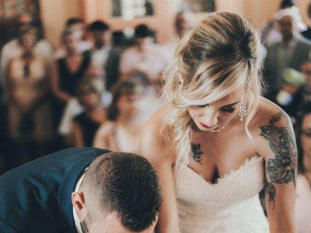 Le mariage de Cédric et Carine à Couchey, Côte d'Or 208