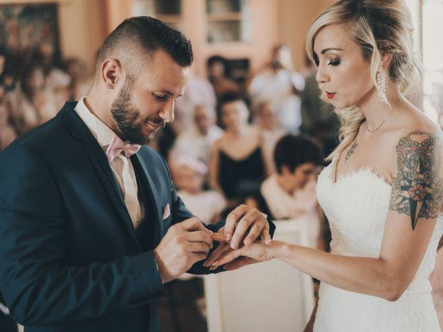 Le mariage de Cédric et Carine à Couchey, Côte d'Or 217