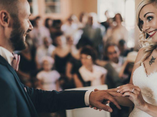 Le mariage de Cédric et Carine à Couchey, Côte d'Or 218