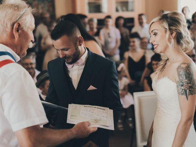 Le mariage de Cédric et Carine à Couchey, Côte d'Or 224