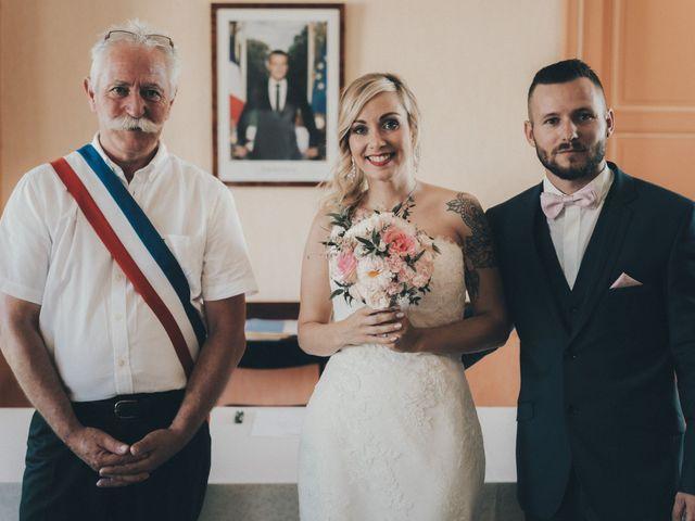 Le mariage de Cédric et Carine à Couchey, Côte d'Or 230