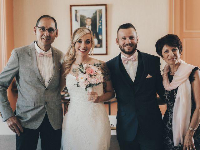 Le mariage de Cédric et Carine à Couchey, Côte d'Or 233