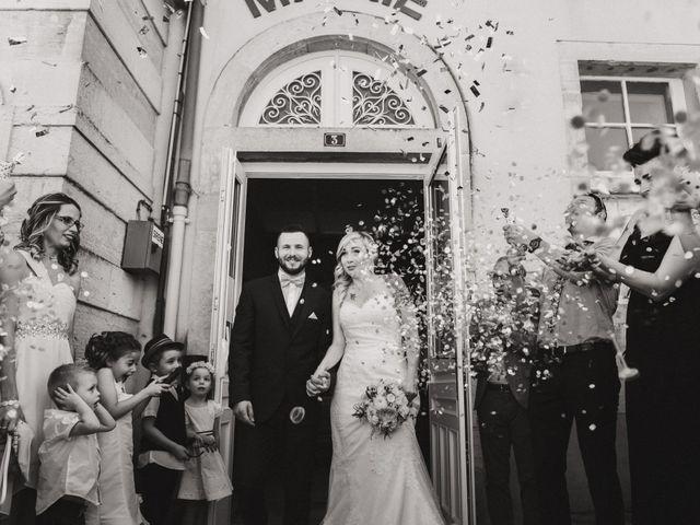 Le mariage de Cédric et Carine à Couchey, Côte d'Or 236