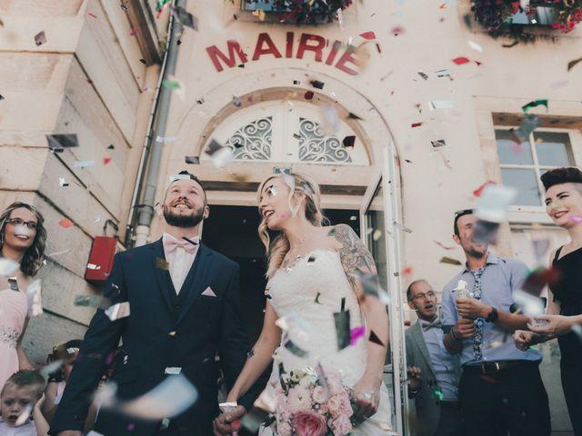 Le mariage de Cédric et Carine à Couchey, Côte d'Or 239