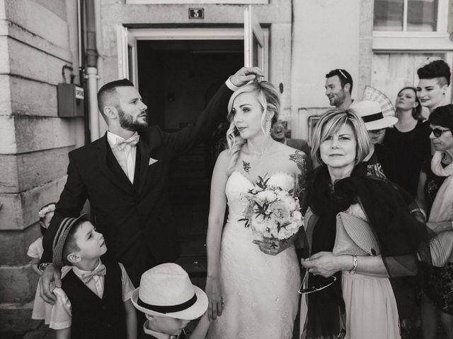 Le mariage de Cédric et Carine à Couchey, Côte d'Or 277