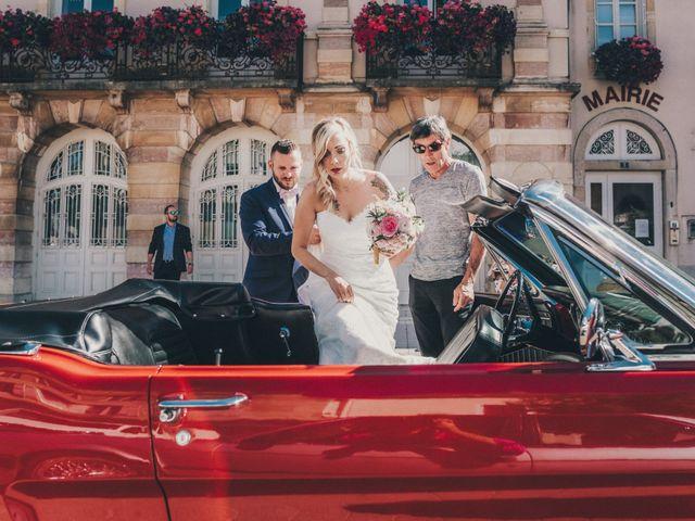 Le mariage de Cédric et Carine à Couchey, Côte d'Or 242