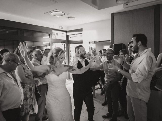 Le mariage de Cédric et Carine à Couchey, Côte d'Or 379