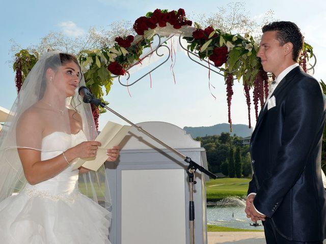 Le mariage de Mason et Célia à Mandelieu-la-Napoule, Alpes-Maritimes 18