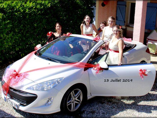Le mariage de Jacky et Nadine à Aubenas, Ardèche 1