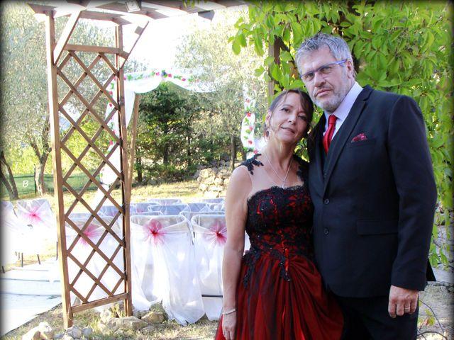 Le mariage de Jacky et Nadine à Aubenas, Ardèche 6