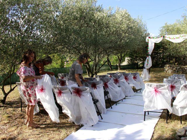 Le mariage de Jacky et Nadine à Aubenas, Ardèche 7