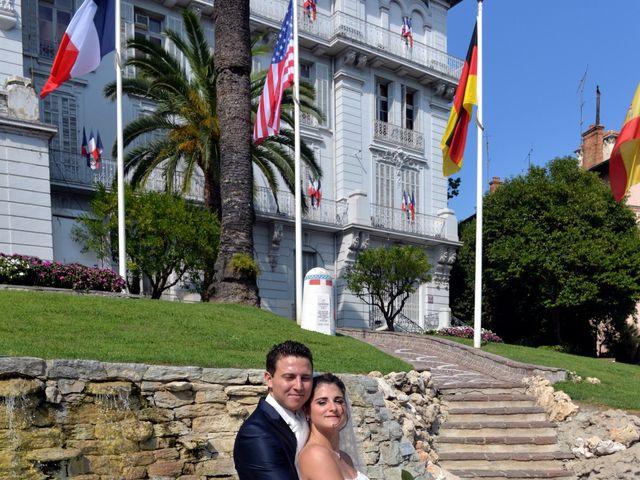 Le mariage de Mason et Célia à Mandelieu-la-Napoule, Alpes-Maritimes 13