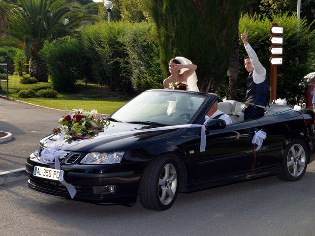 Le mariage de Mason et Célia à Mandelieu-la-Napoule, Alpes-Maritimes 14