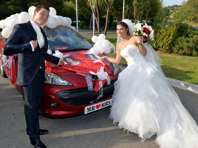 Le mariage de Mason et Célia à Mandelieu-la-Napoule, Alpes-Maritimes 15