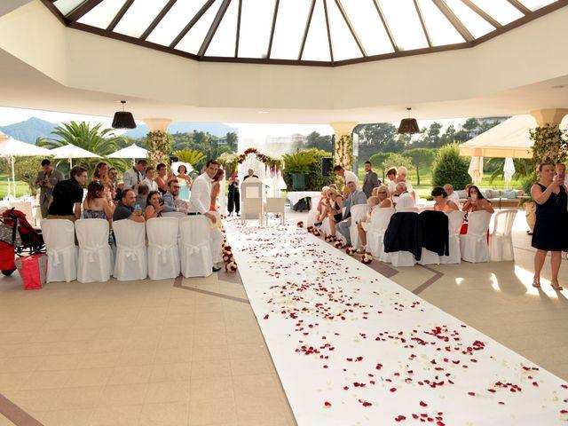 Le mariage de Mason et Célia à Mandelieu-la-Napoule, Alpes-Maritimes 17