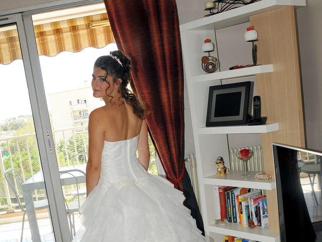Le mariage de Mason et Célia à Mandelieu-la-Napoule, Alpes-Maritimes 4