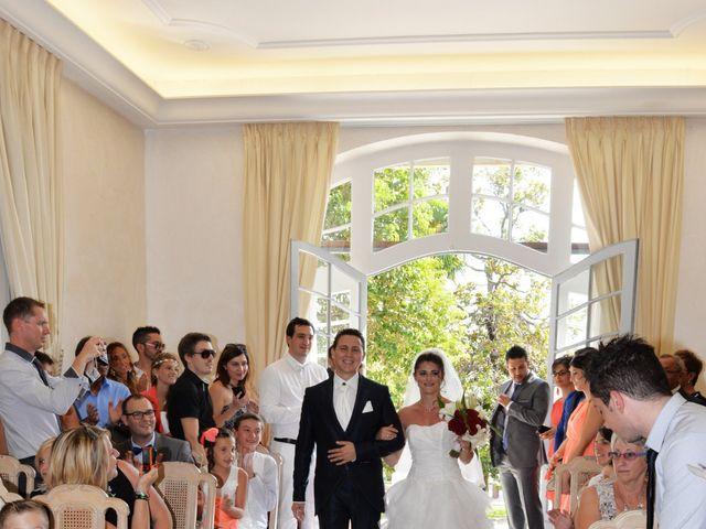 Le mariage de Mason et Célia à Mandelieu-la-Napoule, Alpes-Maritimes 10