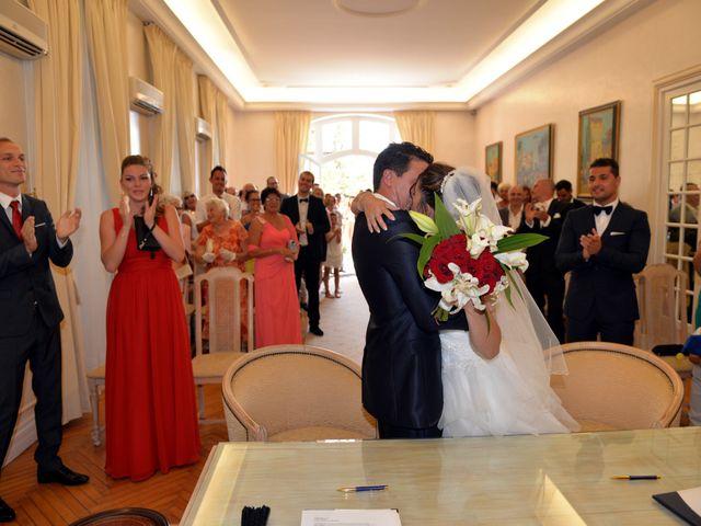 Le mariage de Mason et Célia à Mandelieu-la-Napoule, Alpes-Maritimes 11