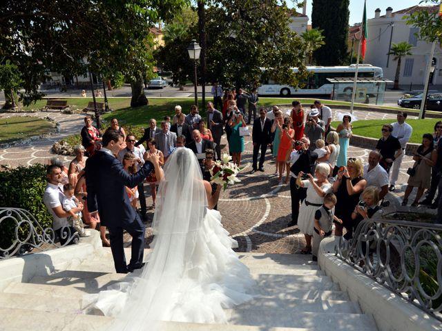 Le mariage de Mason et Célia à Mandelieu-la-Napoule, Alpes-Maritimes 12