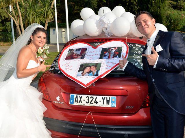 Le mariage de Mason et Célia à Mandelieu-la-Napoule, Alpes-Maritimes 16