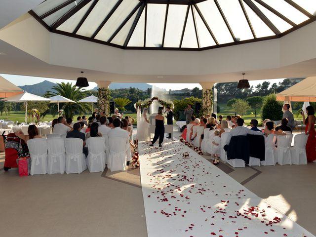 Le mariage de Mason et Célia à Mandelieu-la-Napoule, Alpes-Maritimes 24