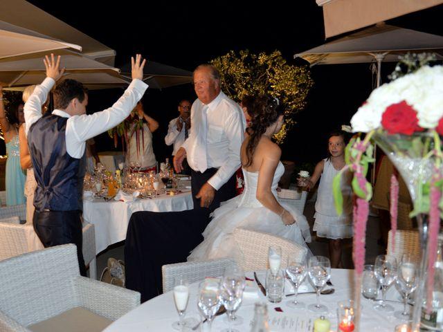 Le mariage de Mason et Célia à Mandelieu-la-Napoule, Alpes-Maritimes 44