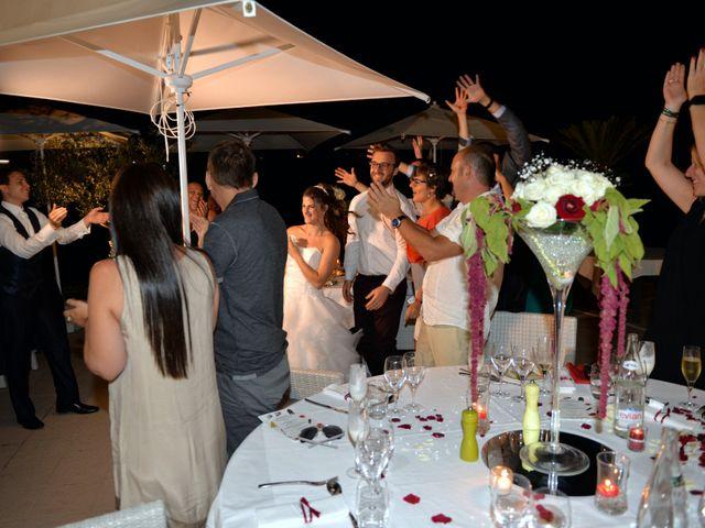 Le mariage de Mason et Célia à Mandelieu-la-Napoule, Alpes-Maritimes 45