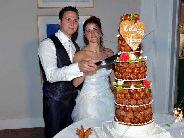 Le mariage de Mason et Célia à Mandelieu-la-Napoule, Alpes-Maritimes 56