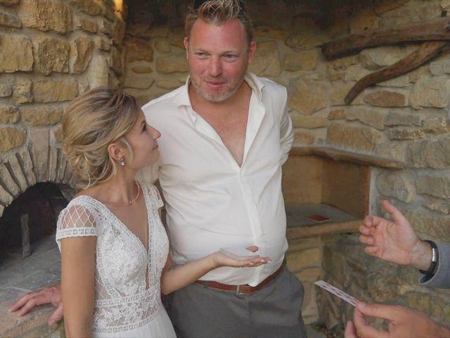 Le mariage de Damien et Elsa à La Cadière-d'Azur, Var 6