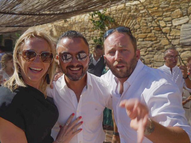 Le mariage de Damien et Elsa à La Cadière-d'Azur, Var 8