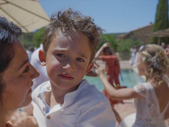 Le mariage de Damien et Elsa à La Cadière-d'Azur, Var 13